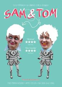 Sam & Tom 2015 A3 Poster