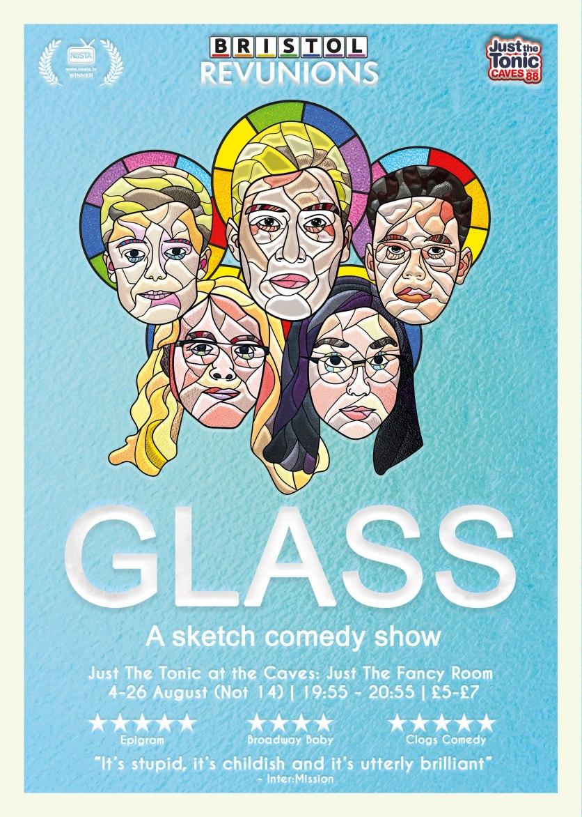 Bristol Revunions - Glass - 2017